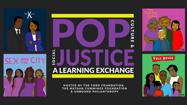Pop (Culture and Social) Justice: A Learning Exchange